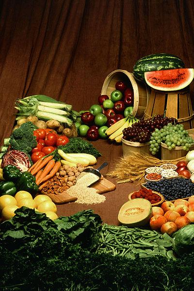 Nahrungsmittel Obst und Gemüse